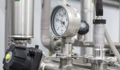Обвязка линии водоподготовки на фармацевтическом предприятии в Ростове