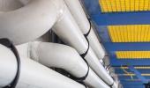 Пластиковые трубопроводные системы Georg Fischer, поставленные компанией Вентар на объект в Московской области