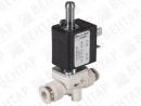 18.00x. Клапан электромагнитный 2/2-3/2-ходовой (DN 1,2…2,5; PN 0…16)