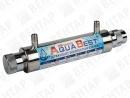 AB. Стерилизатор воды с УФ-лампой (1…12 GPM)