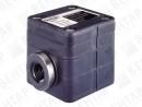 8071. Расходомер без дисплея (сигнал: NPN, реле, 0,008…8,33 л/мин)
