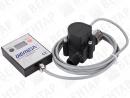 FHK(U) LCD. Расходомер турбинный с дисплеем (сигнал: NPN, 0,04...30 л/мин)
