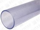 192017. Труба напорная PVC-U (прозрачный) PN10 SDR21